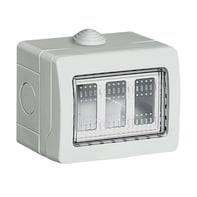 Scatola Idrobox 3 moduli