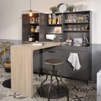Cucina in kit moove grigio L 183 cm