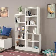 Libreria Monde L 102.2 x P 22 x H 160.8 cm