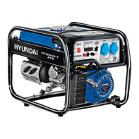 Generatore di corrente HYUNDAI H 65130 AE ATS 5500 W