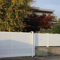 Rete ombreggiante TENAX Soleado in White H 2 m