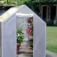 Serra da giardino professionale Medy H 192 cm, L 190 x P 208 cm