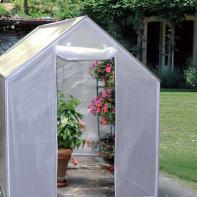 Serra da giardino professionale Medy L 190 x H 192 x P 208 cm