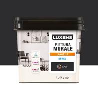 Pittura murale LUXENS 1 L black