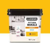 Pittura murale LUXENS 1 L giallo banana 3