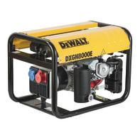 Generatore di corrente DEWALT PE652THI00W 6300 W