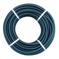 Tubo corrugato Ø 25 mm L 5 m Nero