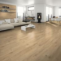 Pavimento laminato Oak Sp 8 mm marrone