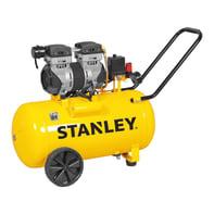 Compressore silenziato STANLEY 1.3 hp 8 bar 50 L
