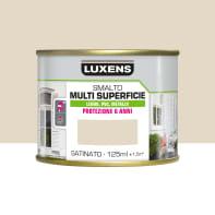 Pittura LUXENS acrilico avorio ral1013 0.125 L