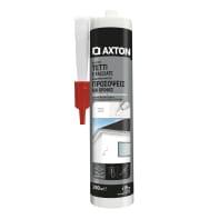 Silicone sigillante AXTON Tetti e Grondaie bianco 280 ml