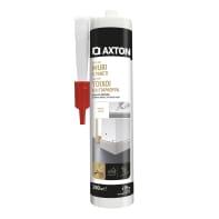 Silicone sigillante AXTON Muri e Pareti bianco 280 ml