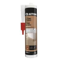 Silicone sigillante AXTON Legno e parquet legno grigio 280 ml