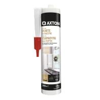 Silicone sigillante AXTON Porte e Finestre trasparente 280 ml