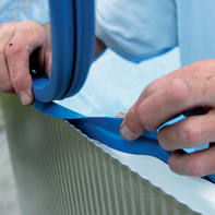 Liner blu GRE FPR451 1.2 m x 460 cm