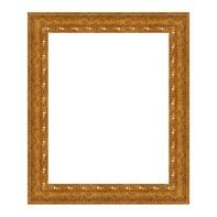 Cornice Rovy oro per foto da 40x50 cm