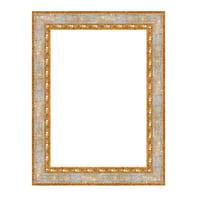 Cornice Rovy bianco per foto da 35x50 cm