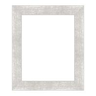 Cornice Sara grigio per foto da 24x30 cm