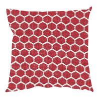 Fodera per cuscino NIDOAPE rosso 60x60 cm