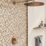 Mosaico Fusion Cream H 30 x L 30 cm beige