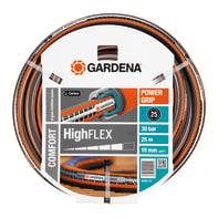 Tubo di irrigazione rinforzato a maglia antiavvitamento e antitorsione GARDENA Comfort HighFLEX L 25 m x Ø 37 mm