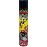 Insetticida schiuma SANDOKAN per Vespe e Calabroni 750 ml