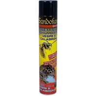 Insetticida schiuma schiumogeno per Vespe e Calabroni 750 ml 750