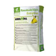 Collante rasante KERAKOLL Rasobuild Extrafino 20 kg