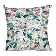 Cuscino Acquarello rosa e blu 60x60 cm