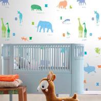 Foto murale ESTA Animali 139x280 cm