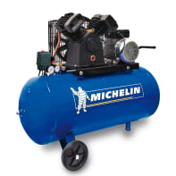 Compressore a cinghia MICHELIN VCX 100-3 , 3 hp, 10 bar, 100 L