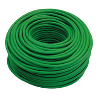 Cavo elettrico BALDASSARI CAVI 3 fili x 1,5 mm² Matassa 100 m verde