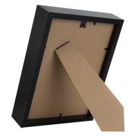Cornice con passe-partout Inspire milano nero 18x24 cm