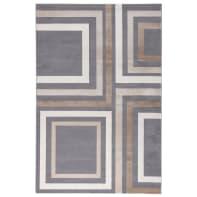 Tappeto Step a , grigio, 160x230 cm