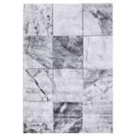 Tappeto Carrara B , grigio chiaro, 160x230