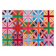 Tappeto Metropolitan Uk , multicolore, 160x230 cm