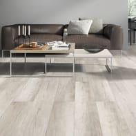 Pavimento laminato H2O Oak Sp 8 mm grigio / argento