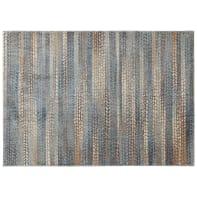 Tappeto Four maresons 2 , blu, 133x190 cm