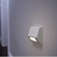 Lampada da notte stair led 12 LM con sensore di movimento