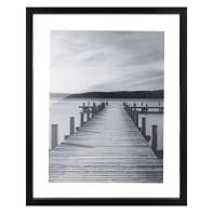 Cornice INSPIRE Divy nero per foto da 40x50 cm