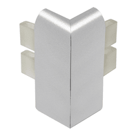 Kit angoli argento 5 x Sp 11 mm