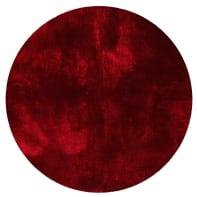Tappeto Shaggy coccole , rosso, 200x200 cm