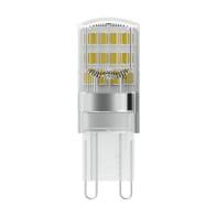 Lampadina LED, G9, Capsula, Trasparente, Luce calda, 1.9W=200LM (equiv 20 W), 300° , OSRAM