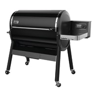 Barbecue pellet WEBER Smoke Fire 90 cm