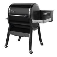 Barbecue pellet WEBER Smoke Fire 60 cm