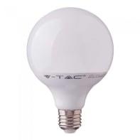 Lampadina LED E27 globo bianco caldo 17W = 1521LM (equiv 100W) 200°