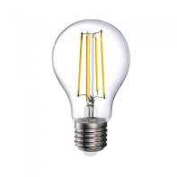 Lampadina LED filamento, E27, Goccia, Trasparente, Luce naturale, 12.5W=1550LM (equiv 115 W), 330°