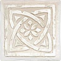 Piastrella Country bianco L 10 x H 10 cm