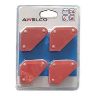 Posizionatore magnetico per saldatura AWELCO Magnetic help, 45°