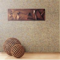 Mosaico Horn15 H 31.8 x L 31.8 cm beige